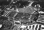 Aerial View of the Orange Bowl, 194-