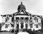 Dedication of the Dade County Courthouse, 1914