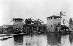 Crowds Gathered at the Venetian Pool, 1925