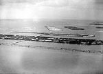 Aerial View of Island in Miami Beach Area, 1924