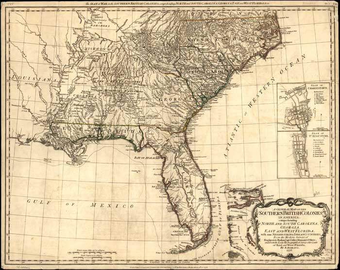 Historic South Florida Imagery - Se us map
