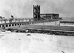 Casino on Pier Under Construction, Daytona Beach, 192-