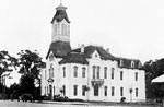 Leon County Courthouse, Tallahassee, 191-
