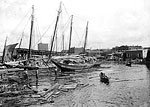 View of Hurricane Damage, Pensacola, 1926