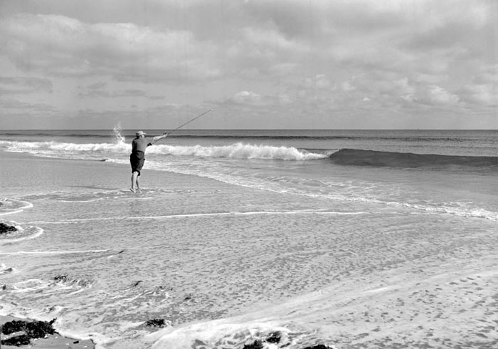 Historic south florida imagery for Delray beach fishing